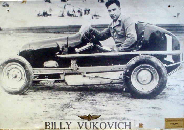 Billy Vukovich, Sr